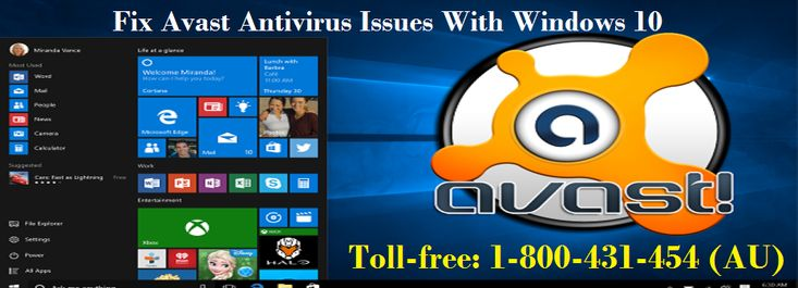 Contact 1-800-431-454 for #Avast #Antivirus issues with windows 10 computers solved with the help of certified technicians to diagnosis and troubleshoot the Avast internet security problems on windows 10 computers. Avast not scanning, update or product key, virus not scanning or malware not removing issues are solved by the antivirus experts while ensuring the safety of device or privacy of users.