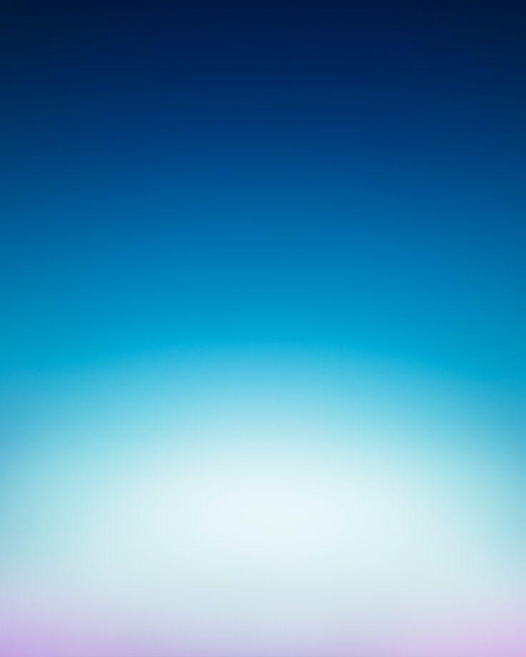 Navy Blue White Violet Gradation - Salton Sea, CA - Sunset 6:46pm