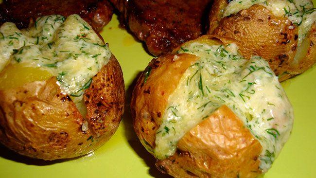Так картофель вы еще не готовили! Самый аппетитный гарнир, который я ел!