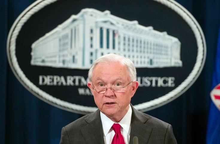 Attorney General Jeff Sessions resigns at Trump's request – Mahalia Way