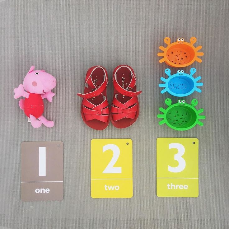 Number fun in the sun  #the_jam_tart #numbercards #123 #countwithme #toddlerfun