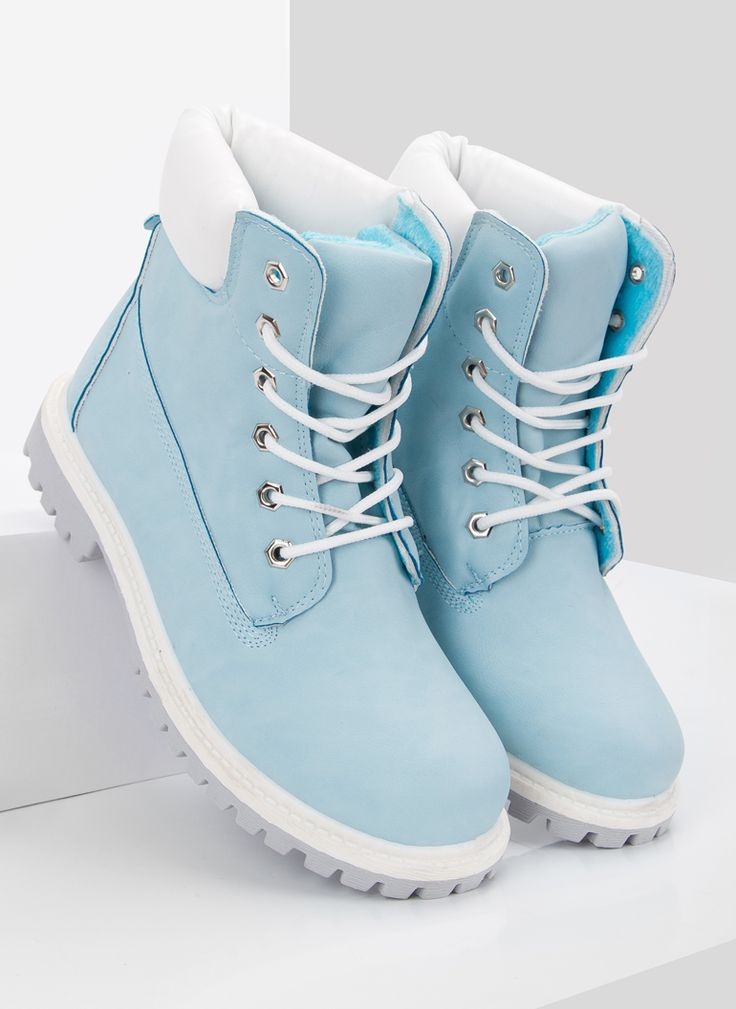 They just look adorable ! Cute blue booties