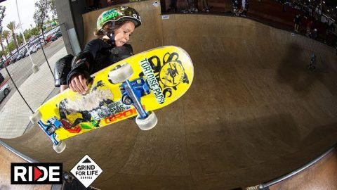 Grind for Life Series at Orange Presented by Marinela | RIDE Channel: RIDE Channel – Orange, California was our sixth stop of the year for…