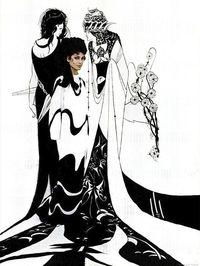 beardsley single guys Top 10 evil people in the bible jamie  costumes mimicking those designed by aubrey beardsley  of his bros single-handedly this.