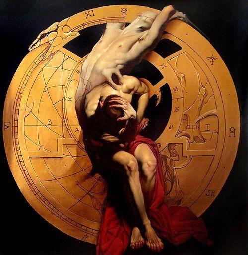 Roberto Ferri (1978, Taranto)_Perpetua | Baroque art ...