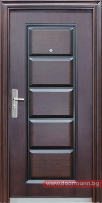 Блиндирана входна врата - Код 093-G