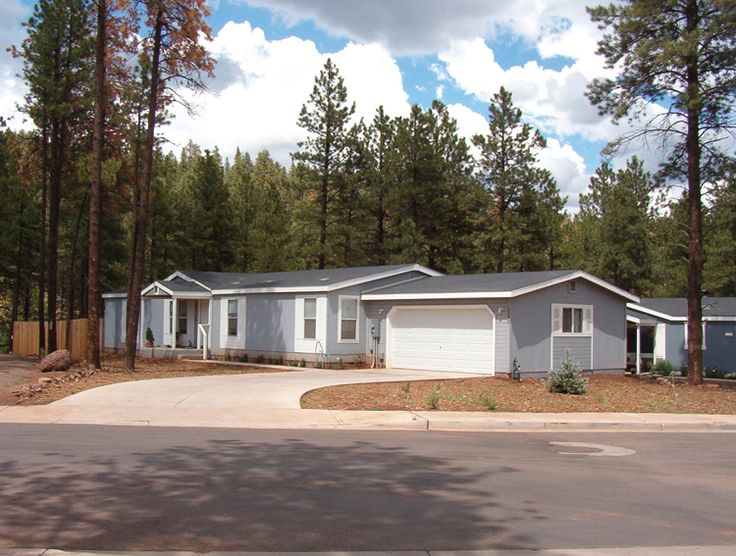 Mobile Home Photo Gallery Silver Ridge Custom Homes Mobile Home Porch House With Porch Remodeling Mobile Homes