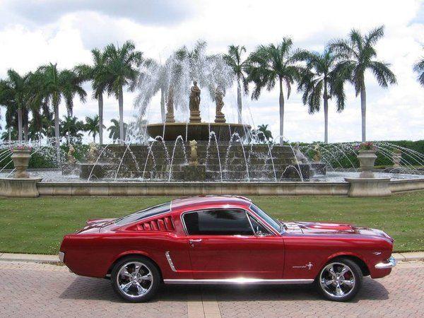 1966 Mustang Fastback