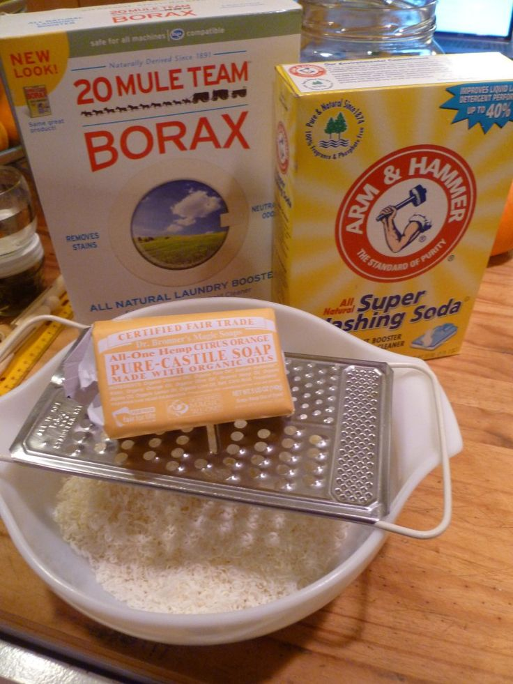 This DIY laundry powder is simple, plastic-free, and saves money.