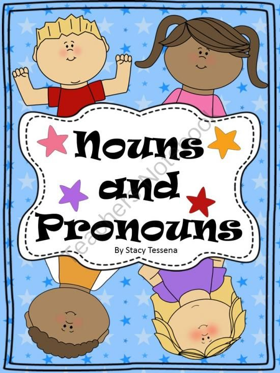 Nouns and Pronouns from  Tessena Teachernotebook Shop on TeachersNotebook.com -  (39 pages)  - These valuable resources will help you when teaching Nouns and Pronouns. I am always looking for resources to reinforce the skills that I am teaching or to help me differentiate in my classroom.