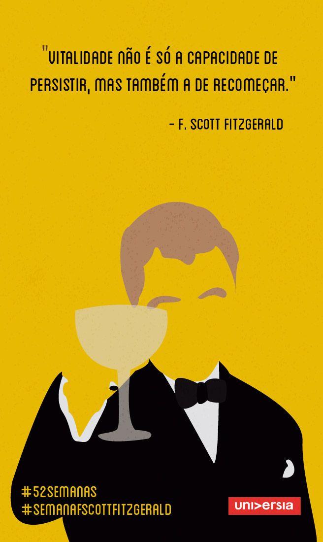 Conheça a vida e obra do autor de O Grande Gatsby e entenda como os seus livros marcaram a literatura mundial