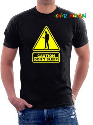 Freddy Krueger Caution Don´t Sleep — Color Animal