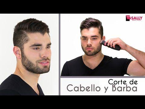 Sallymen corte de cabello y barba en casa youtube peluqueria y estetica pinterest - Cortar el pelo en casa hombre ...
