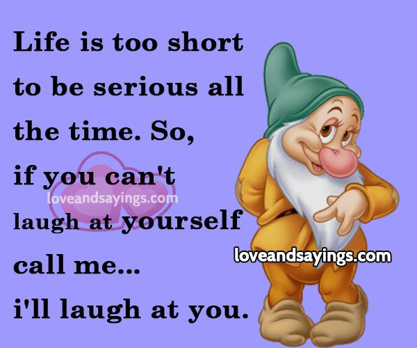 Life Is too Short To Be