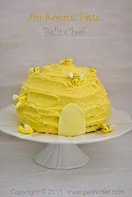 arı kovanı pastası