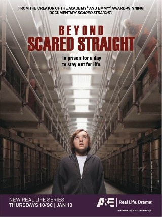 how to get your child on scared straight