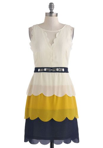 Finch Me, Its a Dream Dress, #ModCloth