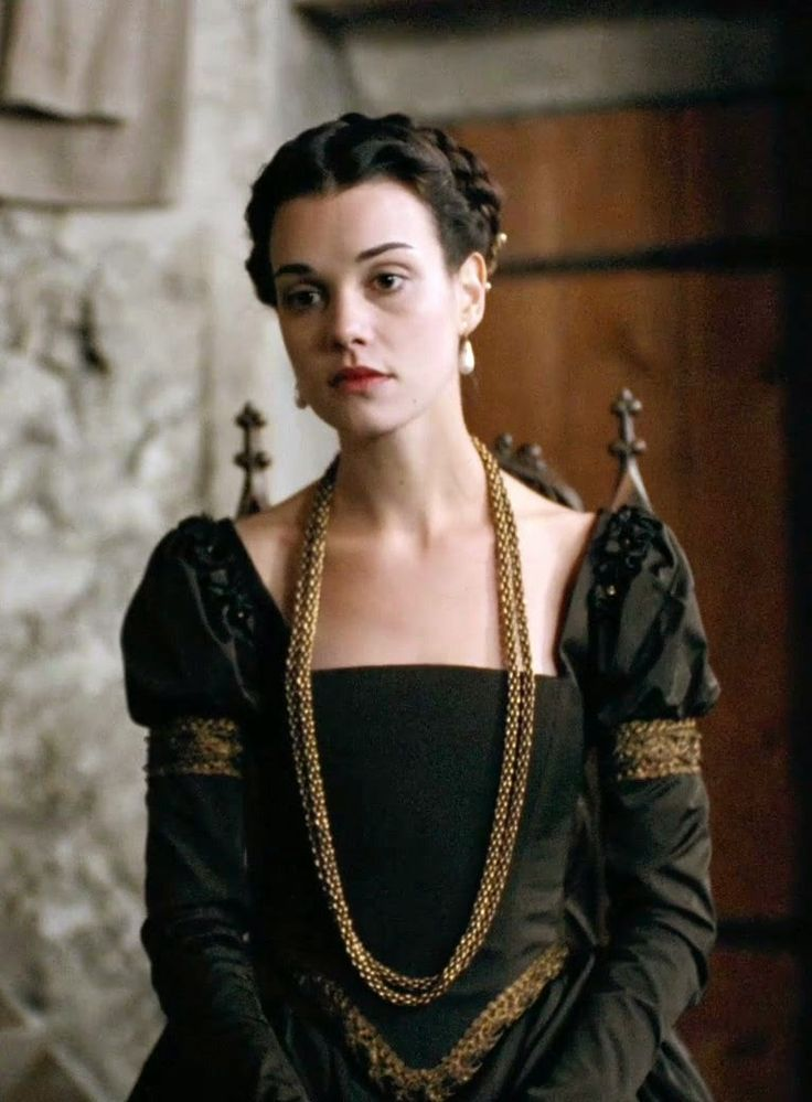 """Camille Rutherford en """"Mary queen of Scots"""" (Thomas Imbach, 2013)"""