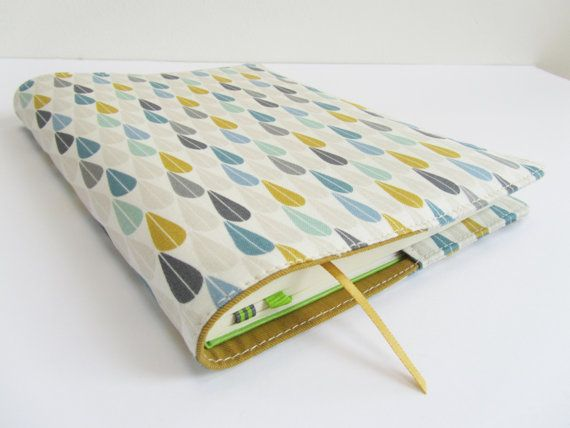 a5 notebook cover fits Hobonichi a5 fits by LunablueBags on Etsy