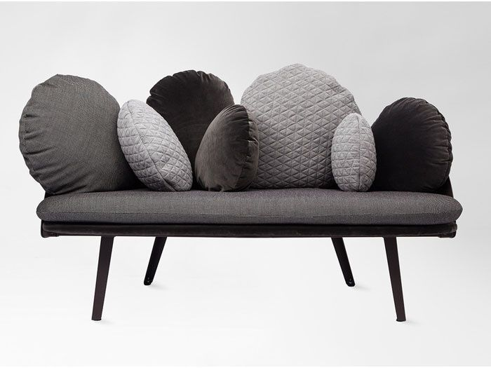 Nubilo couch by Constance Guisset at Petite Friture wwww.bullesconcept.com