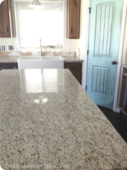 Love This Countertop Called Giallo Ornamental Has The