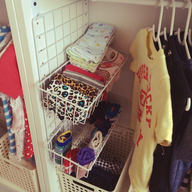 100均アイテムで衣類収納。出し入れしやすい簡単スゴ技10選 | iemo[イエモ]