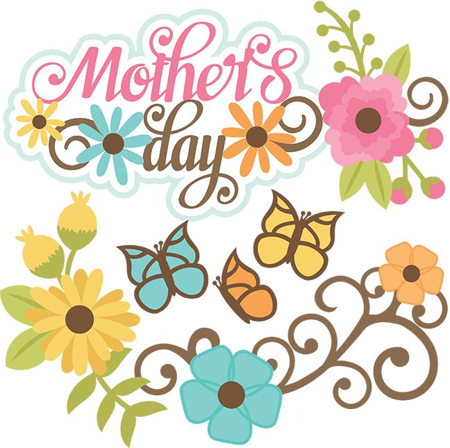 Clip Art Mothers Day Images Clip Art 1000 images about mothers day on pinterest happy clip art with butterflies and flowers