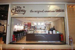 Mr. Cheney chega a Manaus: A verdadeira cookie store americana no Brasil agora no Shopping Manaura   Jornalwebdigital