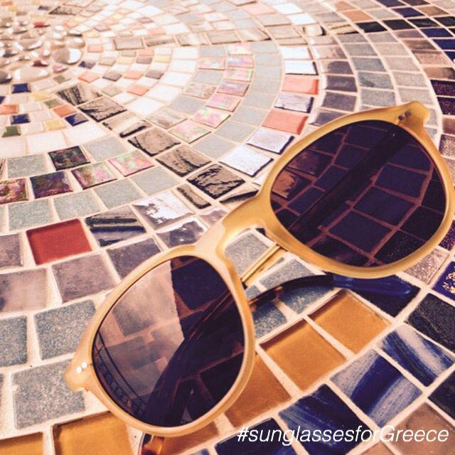 Sunglasses for Greece I Urban Owl