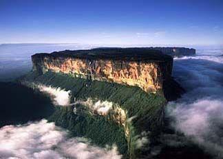 Escalada Monte Roraima - Brasil - Senderismo - Trekking - Venezuela