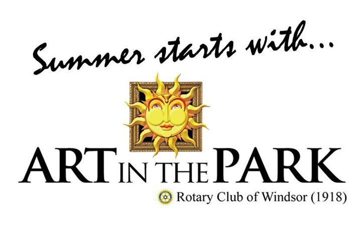 Art in the Park Windsor  http://www.kynk.ca/events/2017/6/3/art-in-the-park-windsor