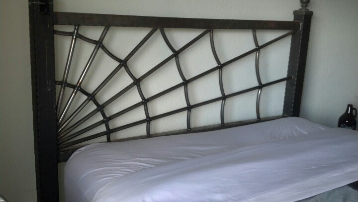 Spider Web Bed Frame Welding Stuff Pinterest Spider