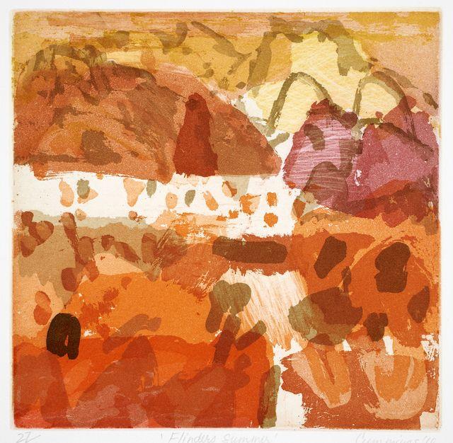 Elisabeth Cummings, 'Flinders Summer,' 2010, Cicada Press