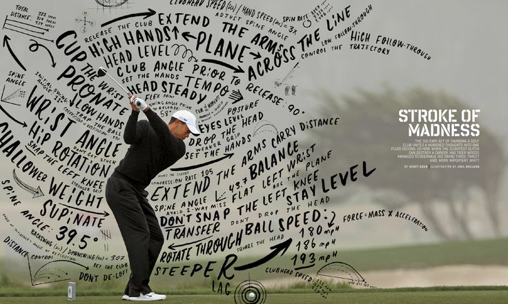 Tiger Woods: Stroke of Madness - Keir Novesky