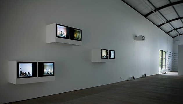 Gabriel Lester, SEEN (2006-2010). © Gert Jan van Rooij, Museum De Paviljoens