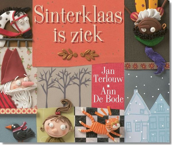 Sinterklaasprentenboek | Sinterklaas is ziek