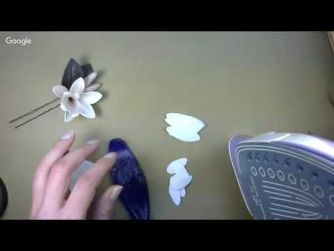 Надежда Янилкина Ванильная орхидея на шпильке, Екатерина Сырейщикова Акварельная пора! Имитация аква - YouTube