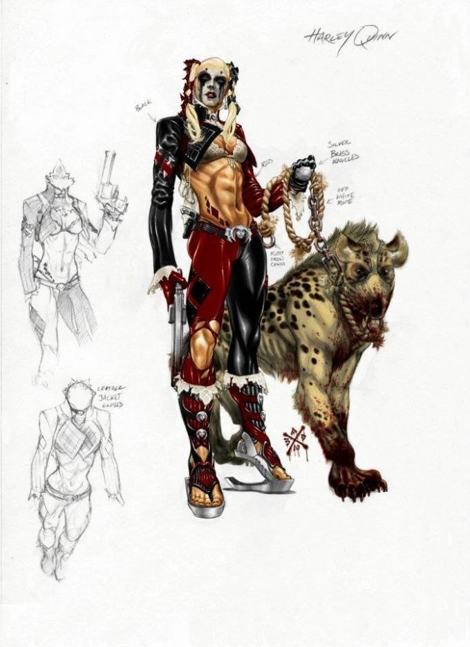 Yahtzee Character Design : Best harley quinn images on pinterest