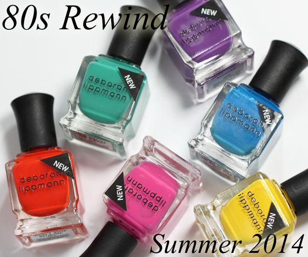 Top 10 Tuesday – Top Summer 2014 Nail Polish Collections