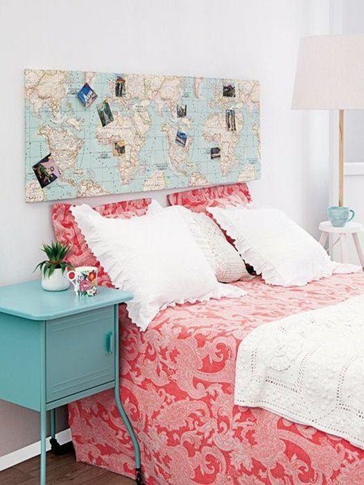 Mejores 204 imágenes de CABECEROS en Pinterest | Cabeceras de cama ...