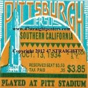 best football gifts for football fans, best Christmas football gifts.  Vintage football art. http://www.vintagefootballart.com/ #art #gifts