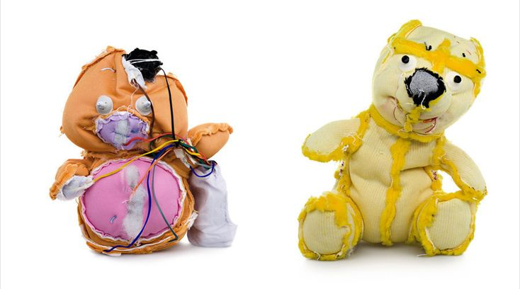 It Turns Out Teddy Bears, Ripped Open And Forced Inside Out, Are Pure Horror Huffington Post Comedy
