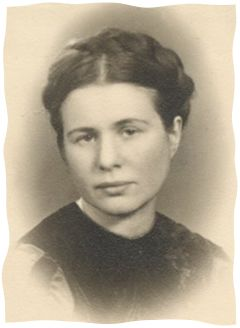 """Elzbieta Ficowska was just five months old when she was placed in a carpenter's box and smuggled out of the Warsaw Ghetto. She was placed with a Polish family on the """"Aryan"""" side of the wall, and the young woman who carried her out of the Ghetto added tiny little Elzbieta's name, parents' names and new address to a piece of tissue paper, on which were written the details of other children she had smuggled out. The jar was later buried under an apple tree in the back yard of a friend's home…"""