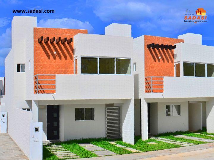 Conjuntosintegrales las mejores casas de m xico el for Modelo de casa vivienda