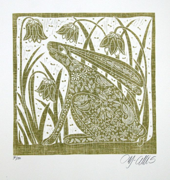Buy Forest Fairytale, set of 2 linocuts, Linocut by Mariann Johansen-Ellis on Artfinder. Discover thousands of other original paintings, prints, sculptures and photography from independent artists.