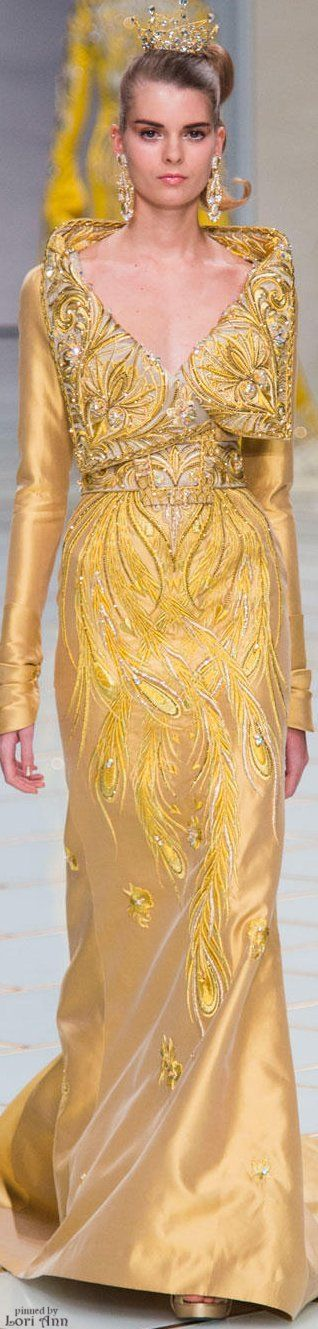 Guo Pei Couture Spring 2016: | Fashion Beautiful colores