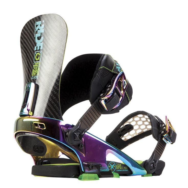 El Hefe | Men's All Mountain Snowboard Bindings | Ride Snowboards 2013-2014 http://ridesnowboards.com/bindings/el-hefe