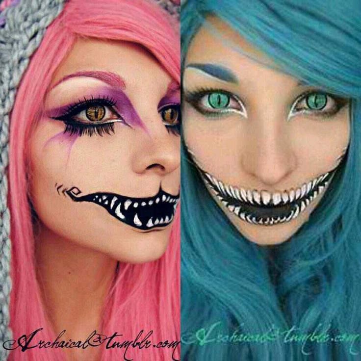 2013 costume idea -Cheshire Cats i dont know which one to be!