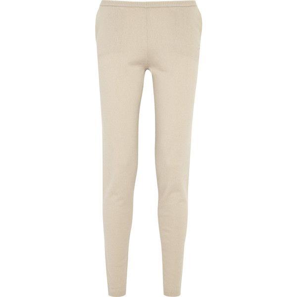Totême Rimini cashmere leggings