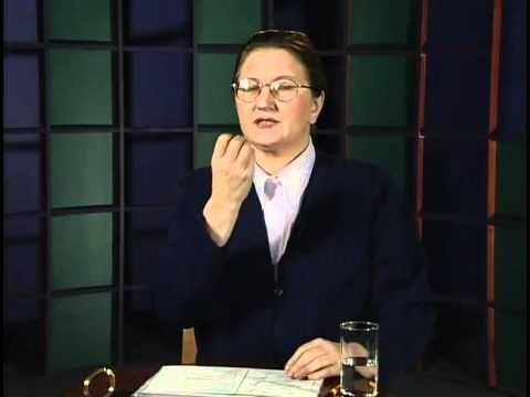 Курс жестового языка, Урок 7 - YouTube